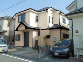 屋根N-50,1F壁19-60D,2F壁22-90C