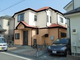 屋根09-60L,1F壁17-60H,2F壁25-92B