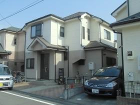 日野市S邸の施工前写真
