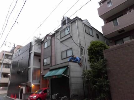新宿区A邸 施工前